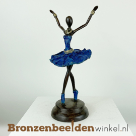 Afrikaanse ballerina beeldjes