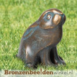 Bronzen beeld konijn BBW37184