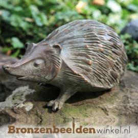 Bronzen egel beeld BBW37043