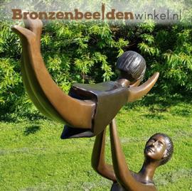 Tuinbeeld Moeder en Kind BBW47338