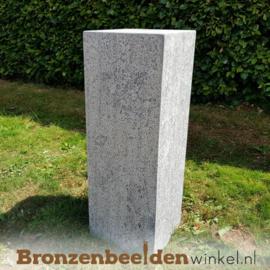 Hardsteen sokkel 85x30x30 cm