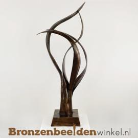 """Abstract beeld """"De Levensboom"""" BBW91233br"""