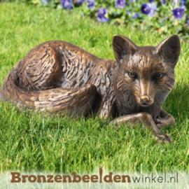 Bronzen vos beeld BBW87940