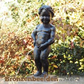 Spuitfiguur Manneke Pis in brons BBW91021