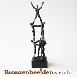 "NR 10 | 20 jaar in dienst cadeau ""Samenwerken"" BBW003br26"