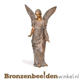 Beeld engel van brons BBW85374