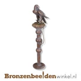 Beeld valk van brons BBW78103