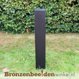 "Bronzen tuinbeeld ""Yoga"" BBW1300br"