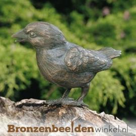 Bronzen mus beeld BBWR88389
