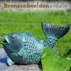 Tuinbeeld vis als fontein BBW1140br