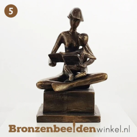 NR 5 | Afscheidscadeau juf  ''Voorlees juf'' BBW1858