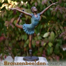 Ballerina beeld brons BBW94182
