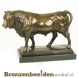Stierenbeeld brons BBWYY10