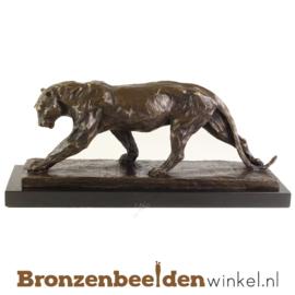 Bronzen panter beeld BBWYY22