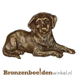 Hondenbeeldje brons BBWP34915