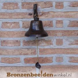 Ouderwetse deurbel brons BBWWC0006BR