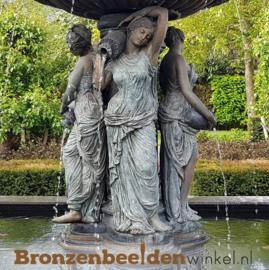 "NR 4   Grote water fontein ""De vier seizoenen"" BBW55160"