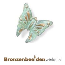 Bronzen vlindertje BBW85415