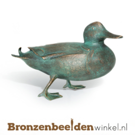 Beeld eend van brons BBW76840