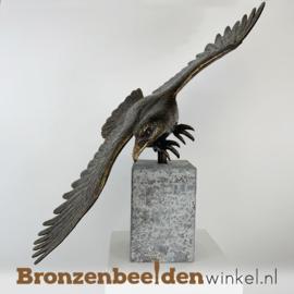 Adelaar op Hardstenen sokkel BBW1232br