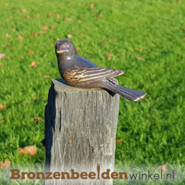 Bronzen Vinkje BBW85328-04