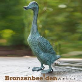 Bronzen eend met lange nek BBW5390br