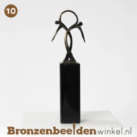 "NR 10 | Getuige vragen cadeau ""Sierlijke Verbintenis"" BBW004br88"