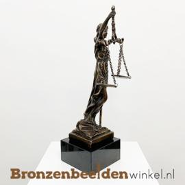Beeldje advocaat - Meester in de Rechten BBW008br10S