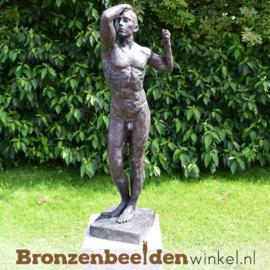 Grote naakte man van Rodin BBW55905