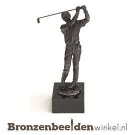 """Sportbeeldje """"De golfer"""" BBW002br46"""