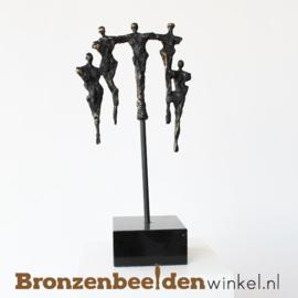"""Jubileum geschenk """"Samen in balans"""" BBW005br69"""