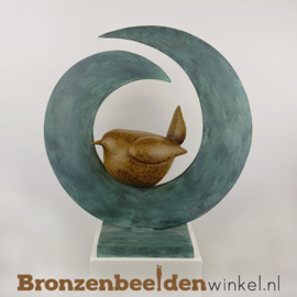 Abstract dierenbeeld vogel BBW2673br
