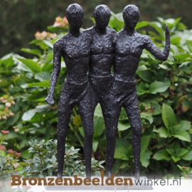 "Groot afscheidscadeau ""De Drie Vrienden"" BBW1189"