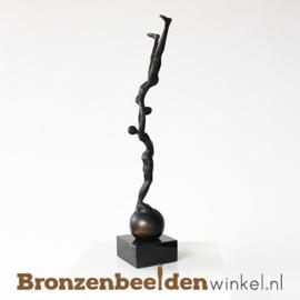 """Zakelijk beeldje """"Samen in balans"""" BBW003br90"""