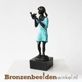 "Vrouwenbeeldje ""Vrijheid"" BBW003br54"