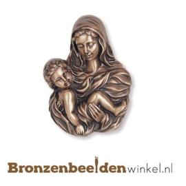 Mariabeeld van brons BBW34520