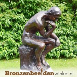 Beeld De Denker van Rodin kopen BBW55878