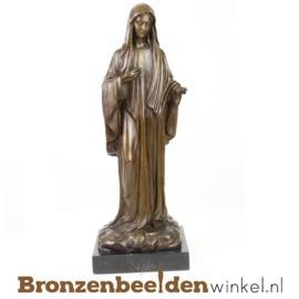 Mariabeeld brons BBWYY92