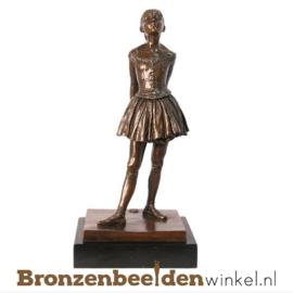 Degas danseres beeldje brons BBWJK10