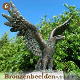 NR 6 | Cadeau man 60 jaar ''Bronzen adelaar'' BBWR88631