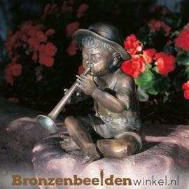 "Waterspeler ""Jongetje met fluit"" BBWR88325"