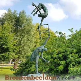 """Groot beeld """"Evenwicht"""" BBW52849br"""