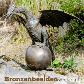 "Draak in brons ""Regal"" BBWR90170"