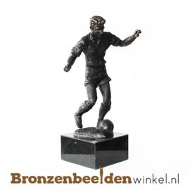 """Sportbeeldje """"De voetballer"""" BBW002br47"""