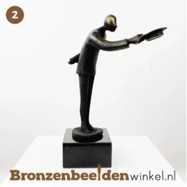 NR 2 - Beeldje Chapeau BBW001br33