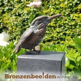 """Tuinbeeld vogels """"De 3 ijsvogeltjes"""""""