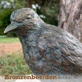 Bronzen merel beeld BBWR88470