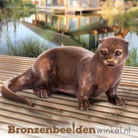 Bronzen otter BBW37229
