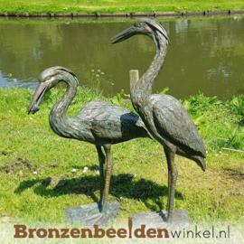Reiger beelden van brons BBWR88610