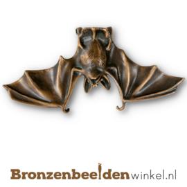 Bronzen vleermuis beeldje BBW37257